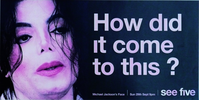 very old MICHAEL AD