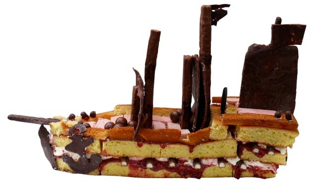 cake ship