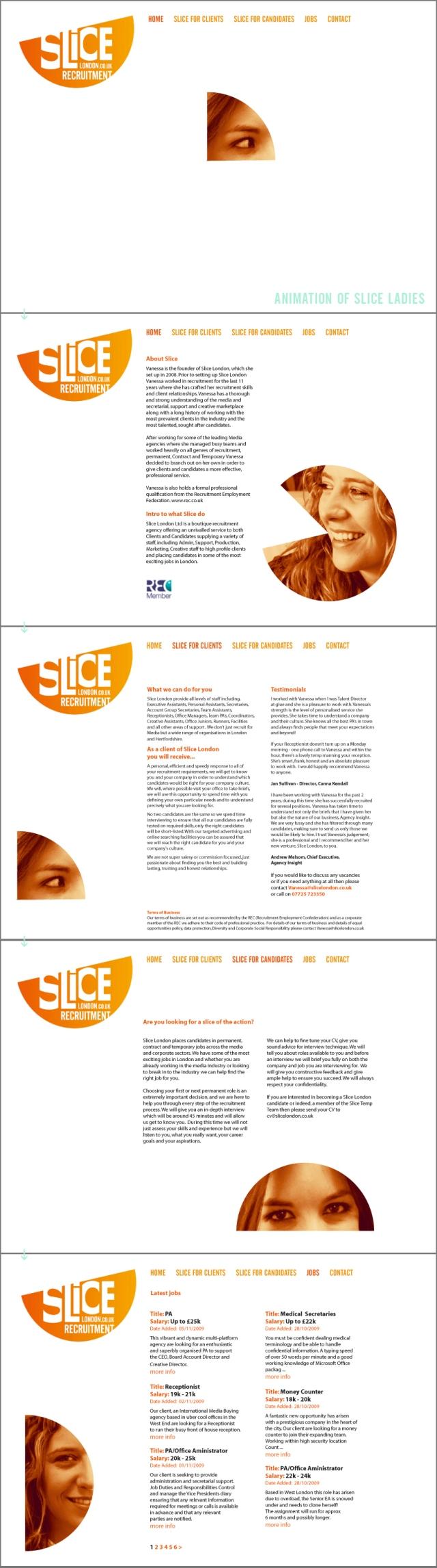 Slice web 3 comp