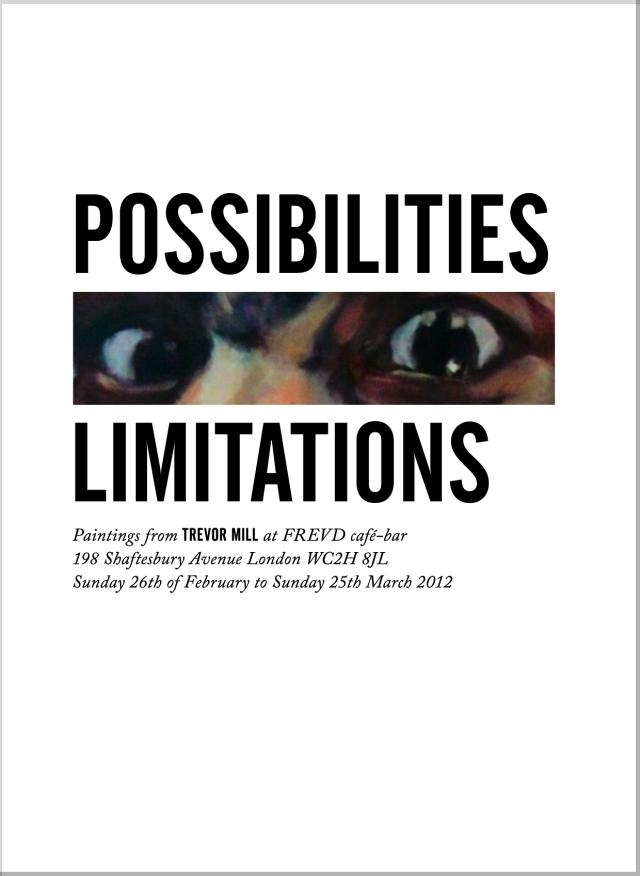 exhibition flyer 2012