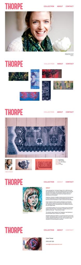 Thorpeweb