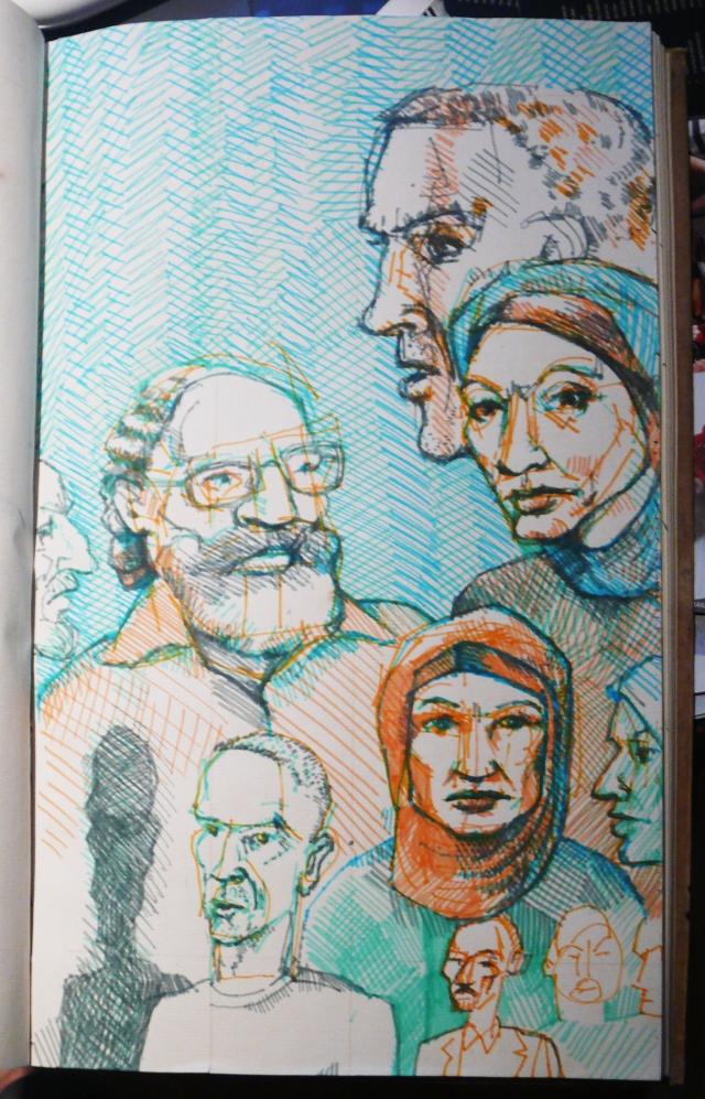 homeland sketch 1