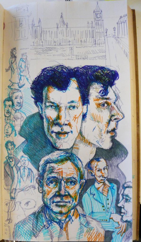 Sherlock page again