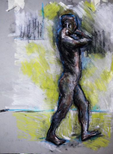walking dancer