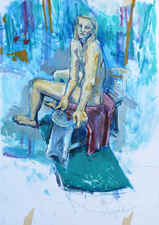 Blonde_male_dancer_sitting