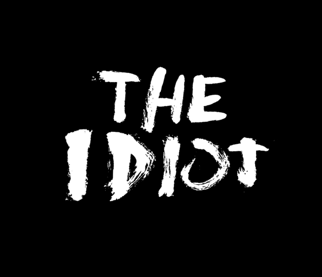 the idiot typeface a2