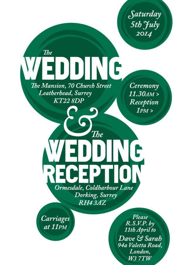 David & Sarah Wedding invites v5