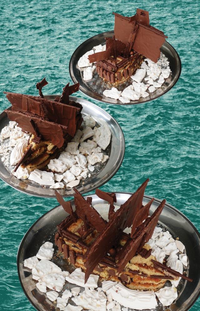 Ship cake no5? sm