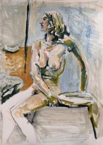 Sitting lady master 1