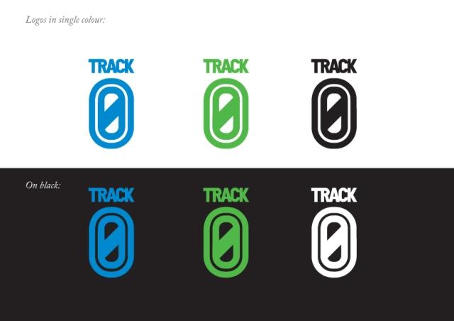 Track O logo plus