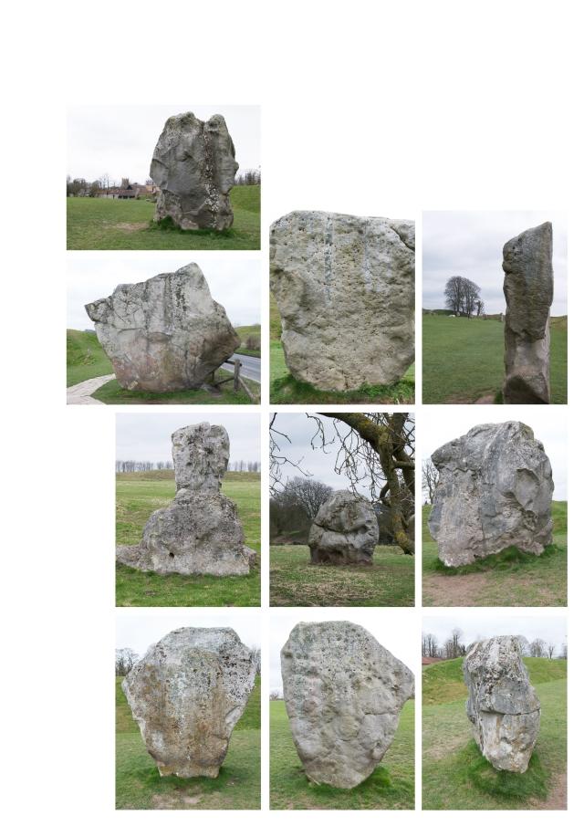 Avebury stones usual suspects