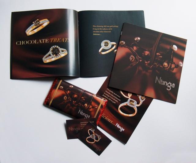 Ntinga Chocolate campaign