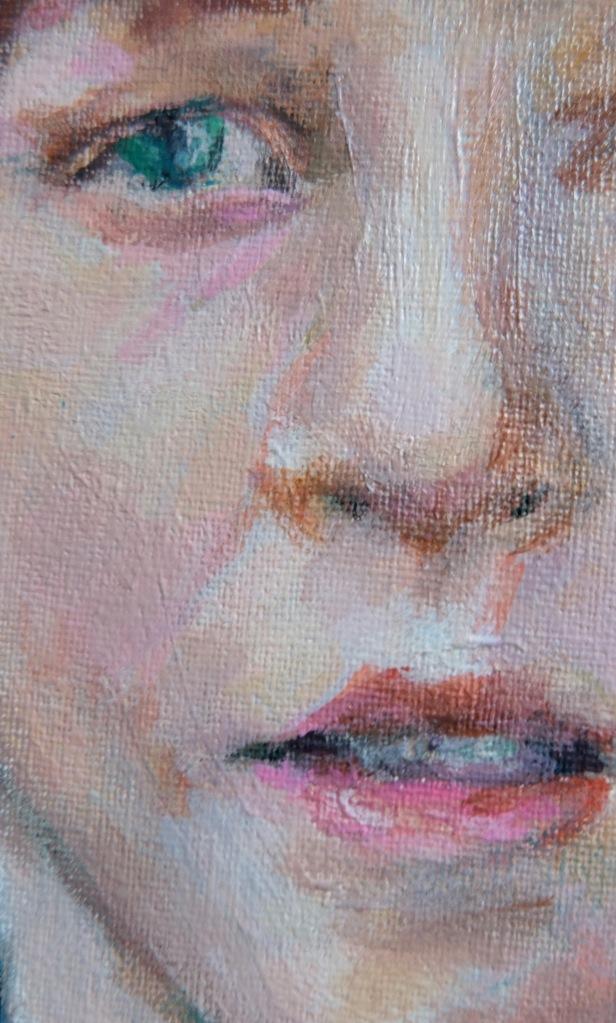 Luca close up