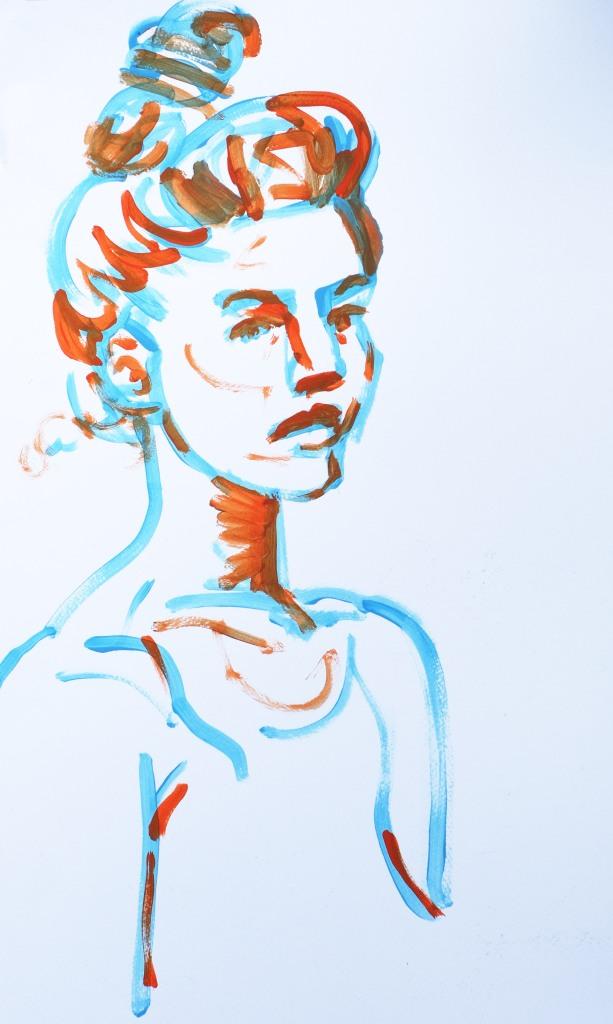 Morgan portrait
