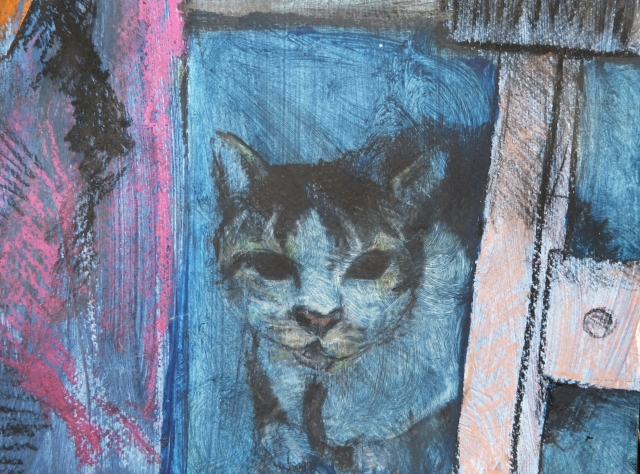 Eurydice 281115 detail George the cat