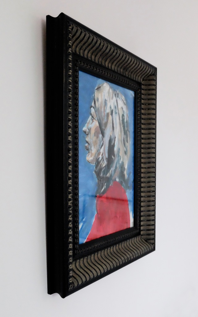 Deborah framed 2