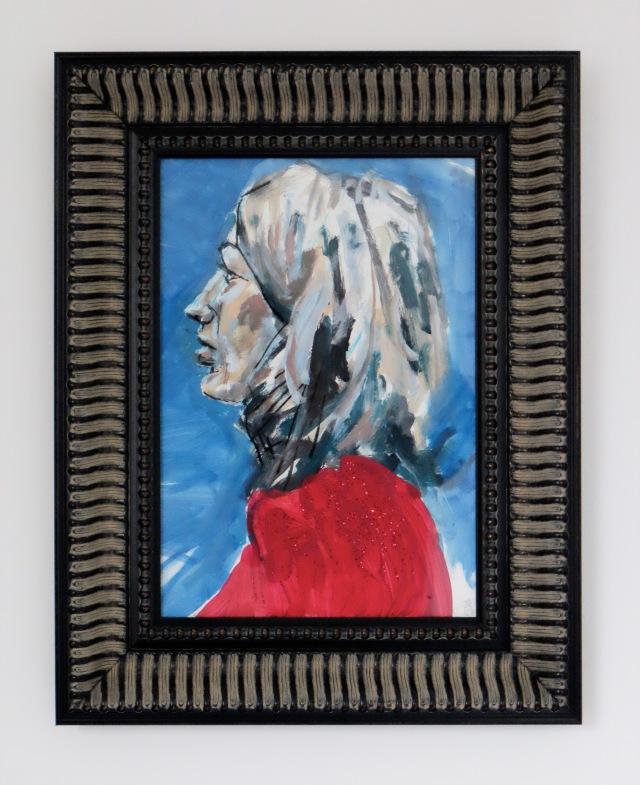 Deborah framed