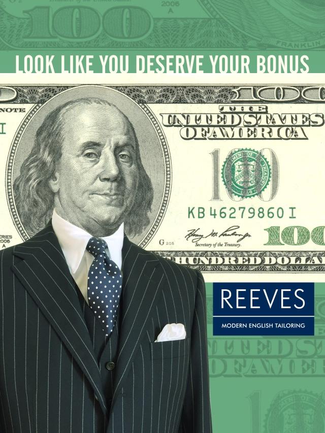 Reeves bonus ad v1