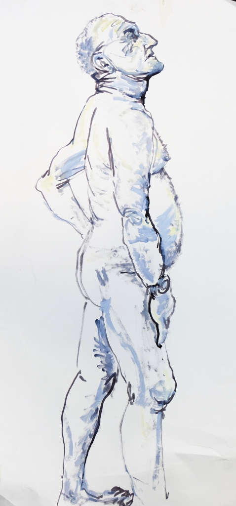 barry-standing-up-in-ink-and-acrylic