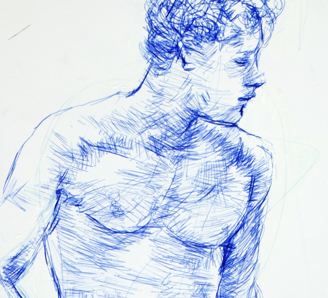 a-seated-in-blue-biro-detail