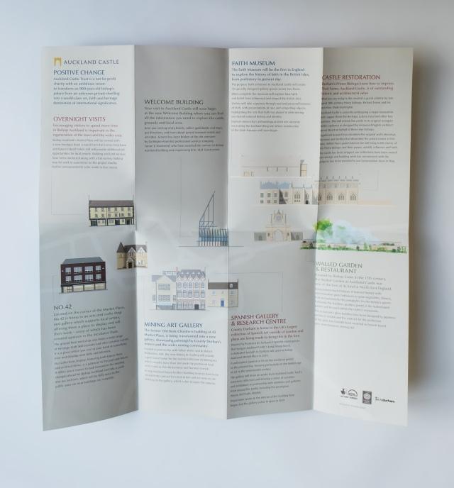 Auckland leaflet inside