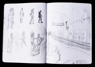 Tube sketches