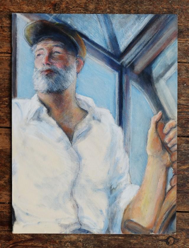 Ernest Hemingway study