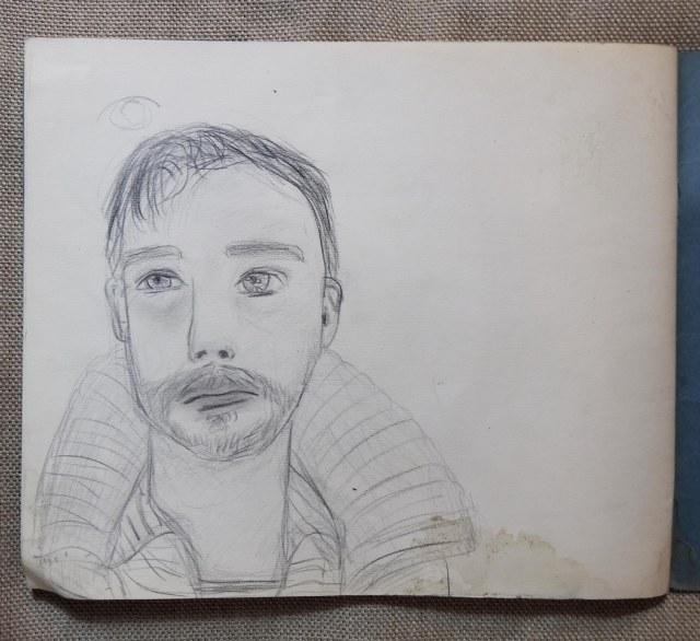 Trevor by Izzy Wales Aug 2018